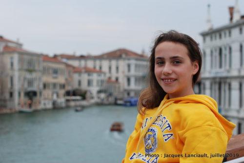 Ponte dell'Accademia, Venise, Italie