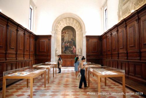 Basilica di San Giorgio Maggiore, île Saint-George, Venise, Italie