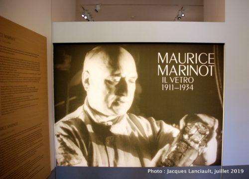 Maurice Marinot, île de San Giorgio Maggiore, Venise, Italie