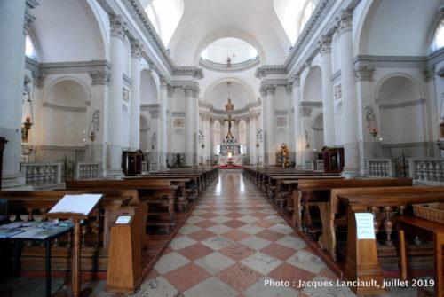 Basilica del Redentore, île de la Giudecca, Venise Italie