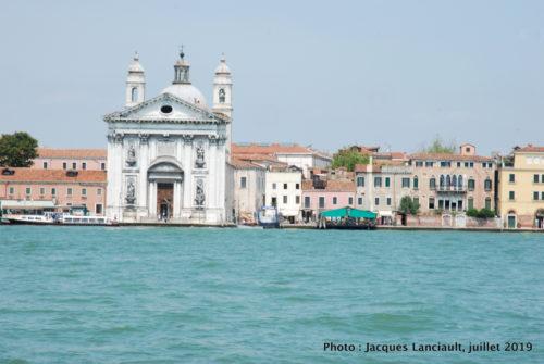 Canal de la Giudecca, Venise, Italie