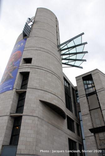 Musée Pointe-à-Callière, Montréal, Québec