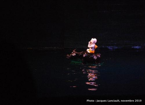 Théâtre des marionnettes de Than Long, Hanoï, Vietnam