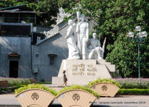 Monument des MartyrsHanoï, Vietnam