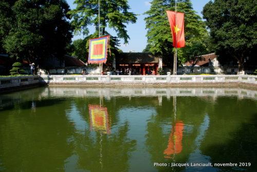 Puits de la Clarté Céleste, temple de la Littérature, Hanoï, Vietnam