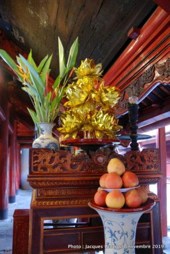 Temple de Confucius, temple de la Littérature, Hanoï, Vietnam
