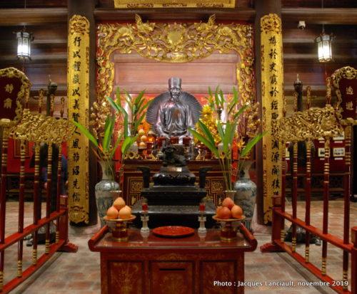 Académie des Fils de la Nation, temple de la Littérature, Hanoï, Vietnam