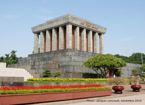 Mausolée de Hô Chi Minh, Hanoï, Vietnam