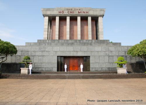"""""""Mausolée de Hô Chi Minh, Hanoï, Vietnam"""