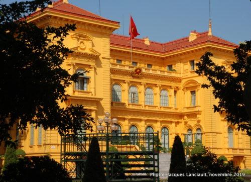 Palais présidentiel, Hanoï, Vietnam