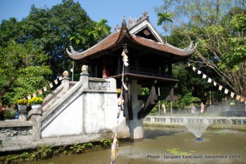 Pagode du Pilier unique, Hanoï, Vietnam