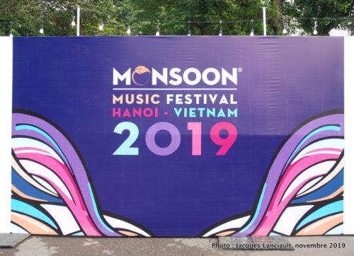 Monsoon Music Festival, Hanoï, Vietnam