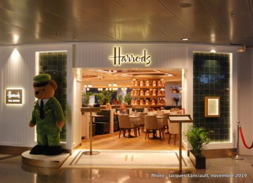 Harrods, Aéroport international Hammad, Doha, Qatar