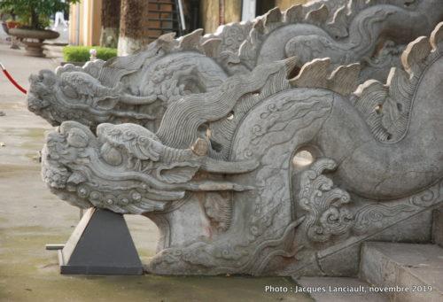 Escalier du dragon, Hanoï, Vietnam