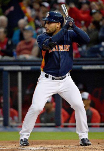Abraham Toro-Hernandez, Astros de Houston