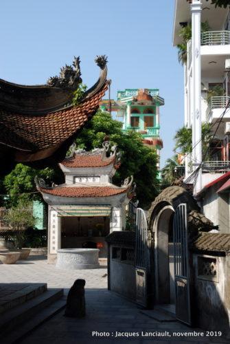 Maison communale, Dinh Bang, Vietnam