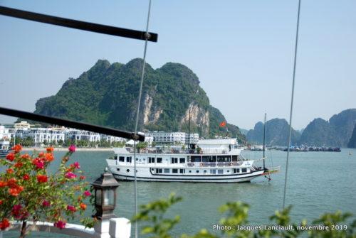 Port de la baie d'Hạ Long, Vietnam