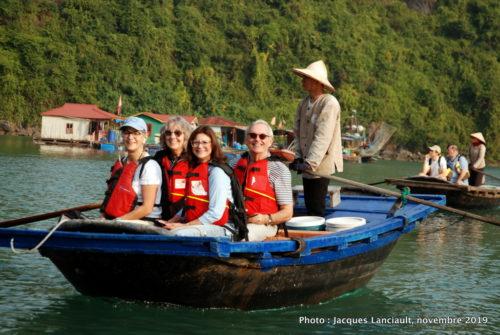 Bai Tu long, baie d'Ha Long, Vietnam