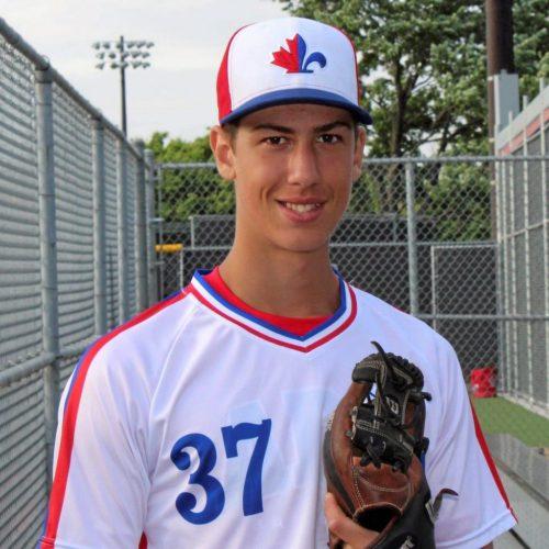 Yohann Dessureault, Académie Baseball Canada