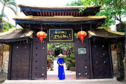 Restaurant Biet Phu Thao Nhi, Hué, Vietnam