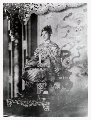 Bảo Đại, dernier empereur du Vietnam