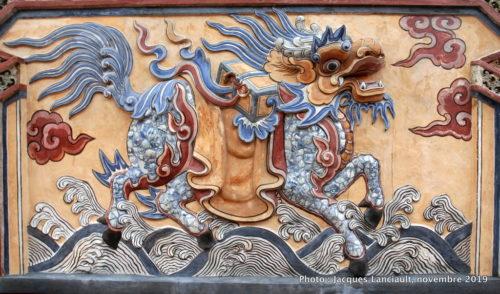 Mausolée de Tu Duc, Hué, Vietnam