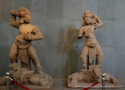 Musée de la sculpture Cham, Da Nang, Vietnam