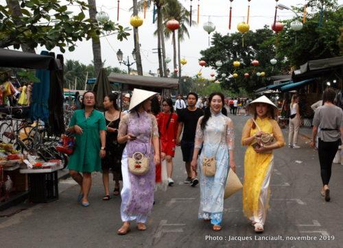 Marché central, Hoi An, Vietnam