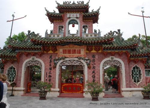 Temple Quan Cong, Hoi An, Vietnam