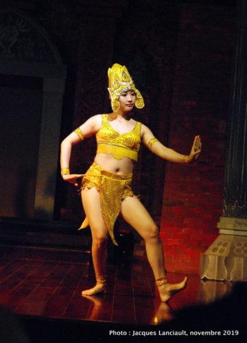 Danse folklorique cham, Site de My Son, Vietnam