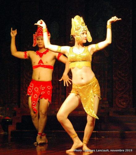 Danse traditionnelle Cham, My Son, Vietnam