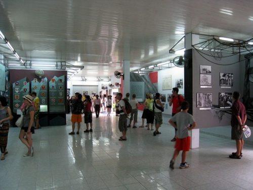 Musée des témoignages de guerre, Hô Chi Minh-Ville, Vietnam