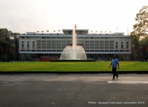 Palais Norodom, Hô Chi Minh-Ville, Vietnam