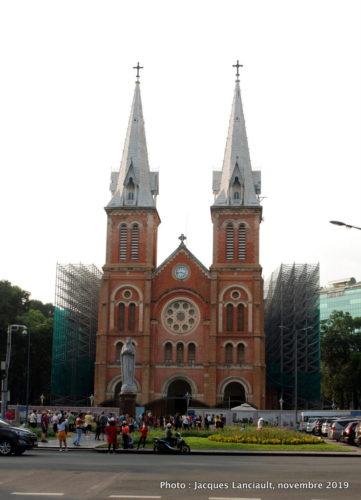 Église Notre-Dame, Hô Chi Minh-Ville, Vietnam
