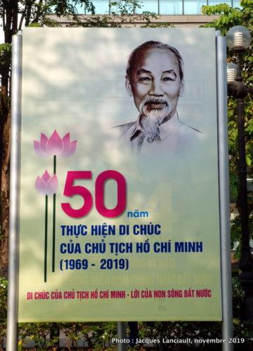 Affiche, Hô Chi Minh-Ville, Vietnam