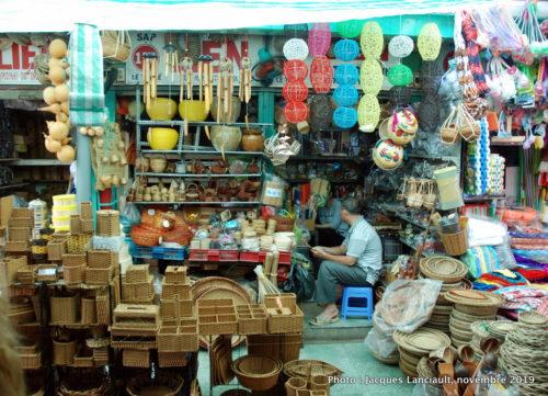 Marché Binh Tay, Hô Chi Minh-Ville, Vietnam