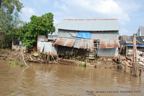 Fleuve Mékong, Sa Đéc, Vietnam