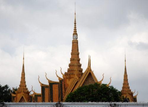 Palais Royal, Phnom Penh, Cambodge