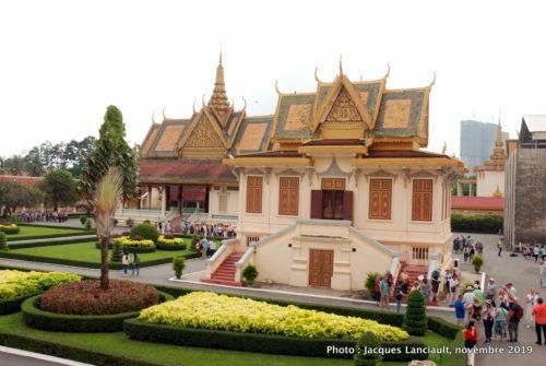 Palais Khémarin, palais Royal, Phnom Penh, Cambodge