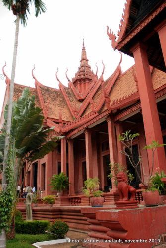 Musée national du Cambodge, Phnom Penh, Cambodge