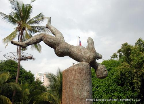 Mémorial aux victimes des Khmers Rouges, Musée du génocide de Tuol Sleng, Phnom Penh, Cambodge