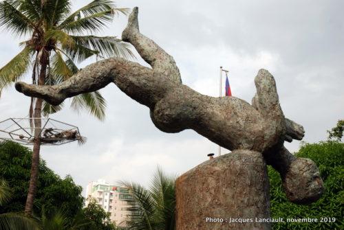 Mémorial Séria, Musée du génocide de Tuol Sleng, Phnom Penh, Cambodge