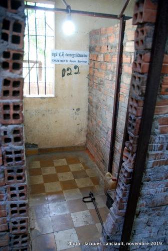 Musée du génocide de Tuol Sleng, Phnom Penh, Cambodge