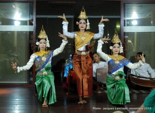 Mékong Prestige, Phnom Penh, Cambodge