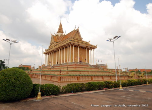 Centre de méditation bouddhiste Vipassana Dhura, Oudong, Cambodge