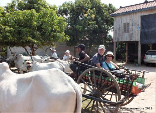 Kampong Tralach, Cambodge