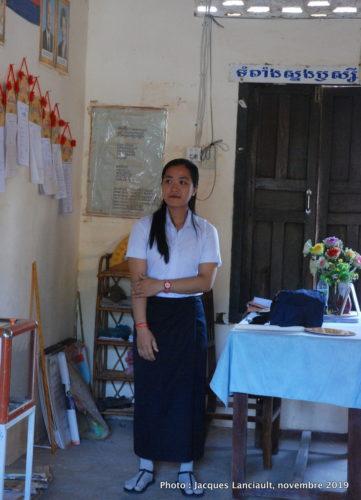 Chong Koh, Cambodge