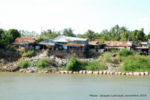 Fleuve Mékong, Cambodge