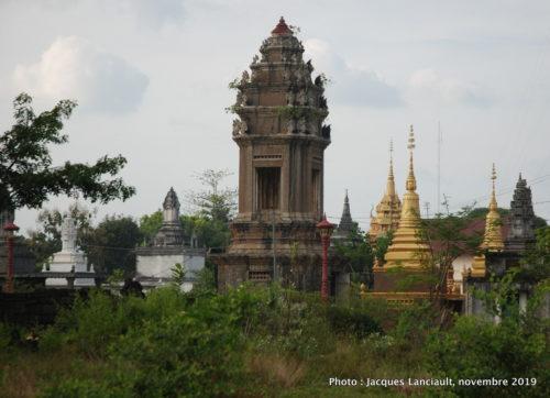 Wat Nokor, Kampong Cham, Cambodge
