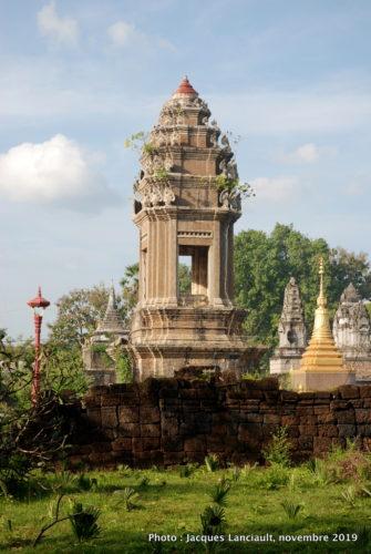 Temple de Wat Nokor, Kampong Cham, Cambodge